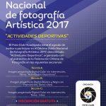 10º Salón Nacional de Fotografía Artística 2017
